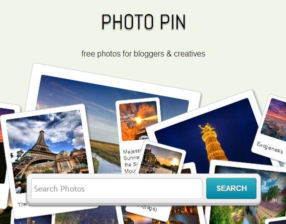 無料画像検索サイトのご紹介。